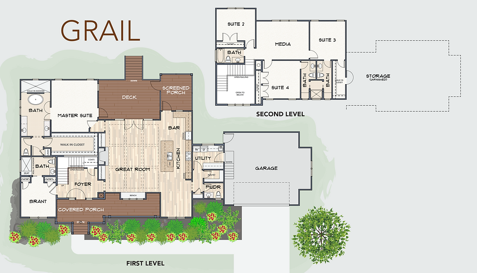 The Davis Floor Plan 5