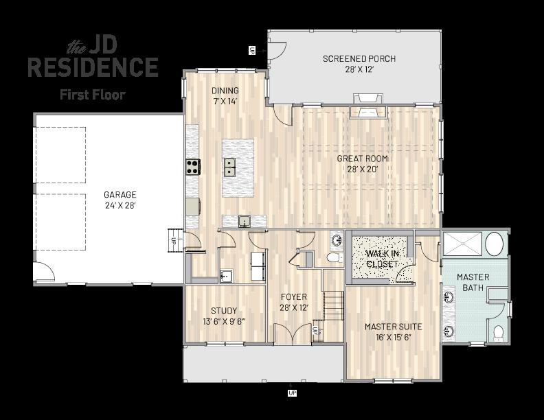JD First Floor