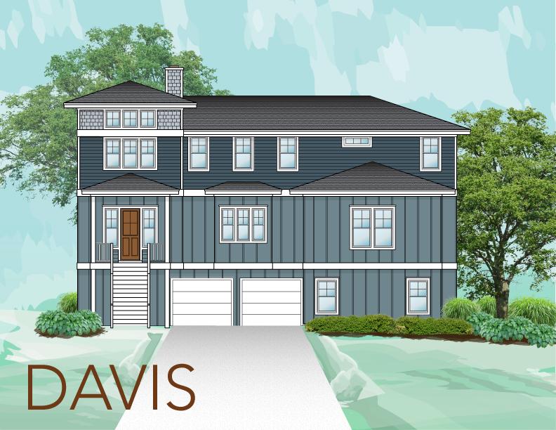 The Davis Floor Plan