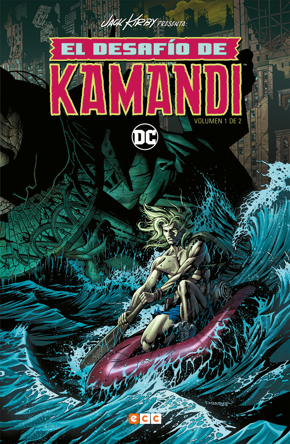 El desafio de Kamandi