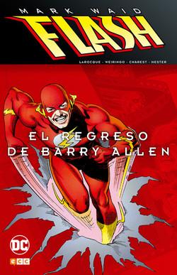 El regreso de Barry Allen