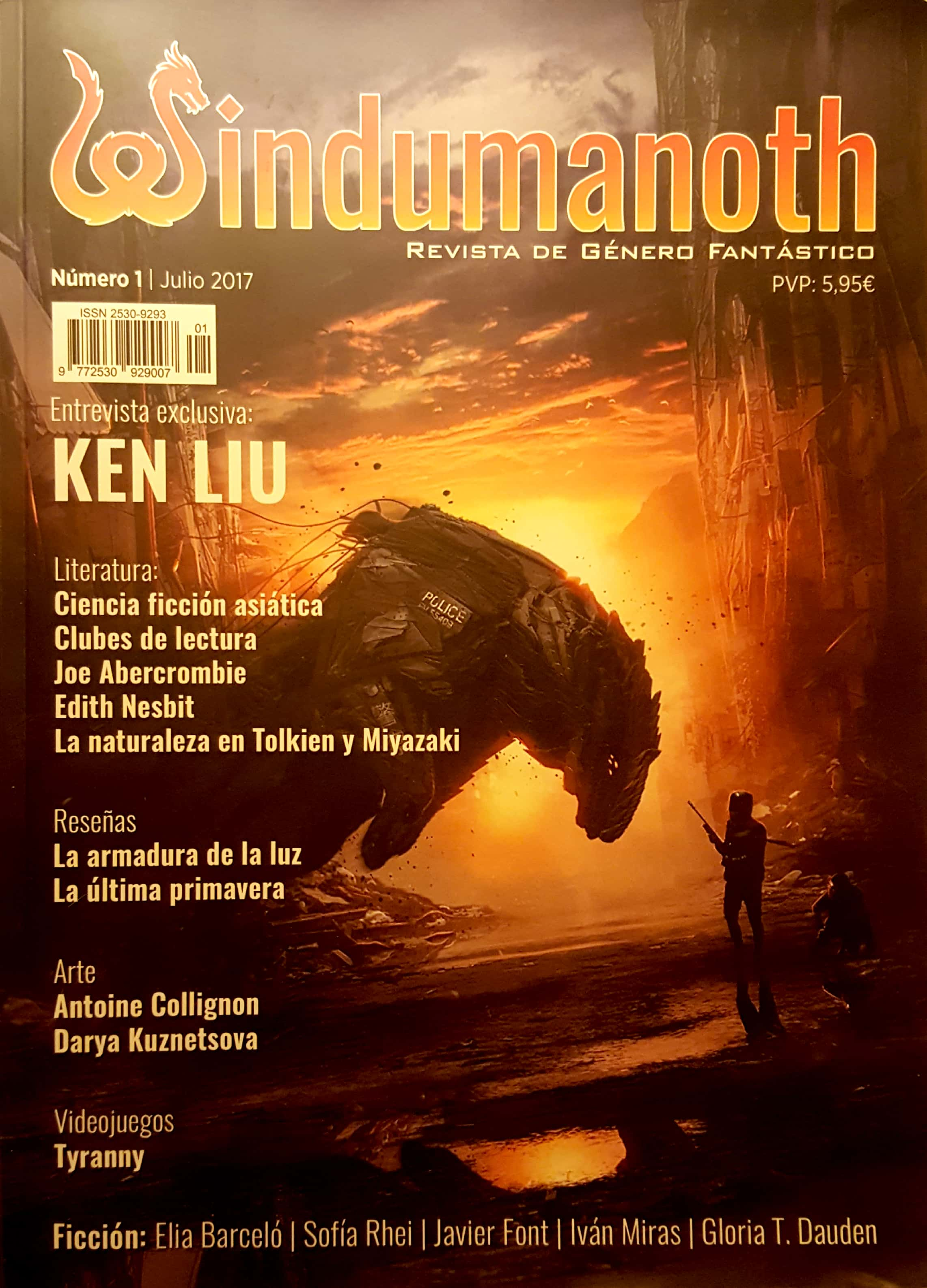 Revista Windumanoth 1