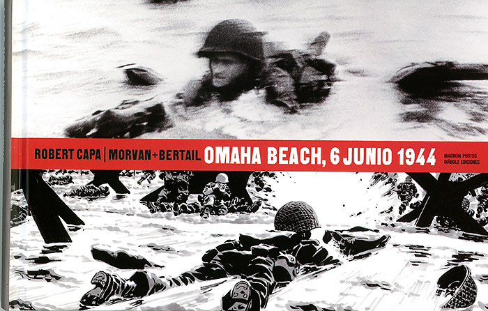 Omaha Beach, 6 junio 1944