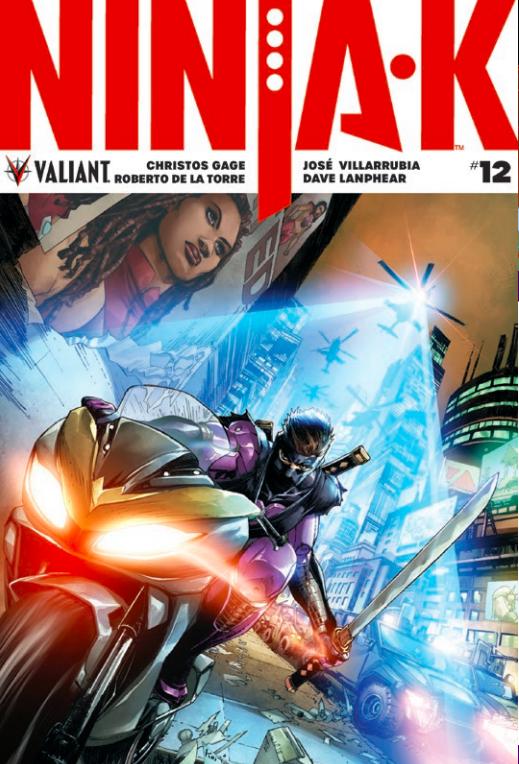 Ninja-K 12