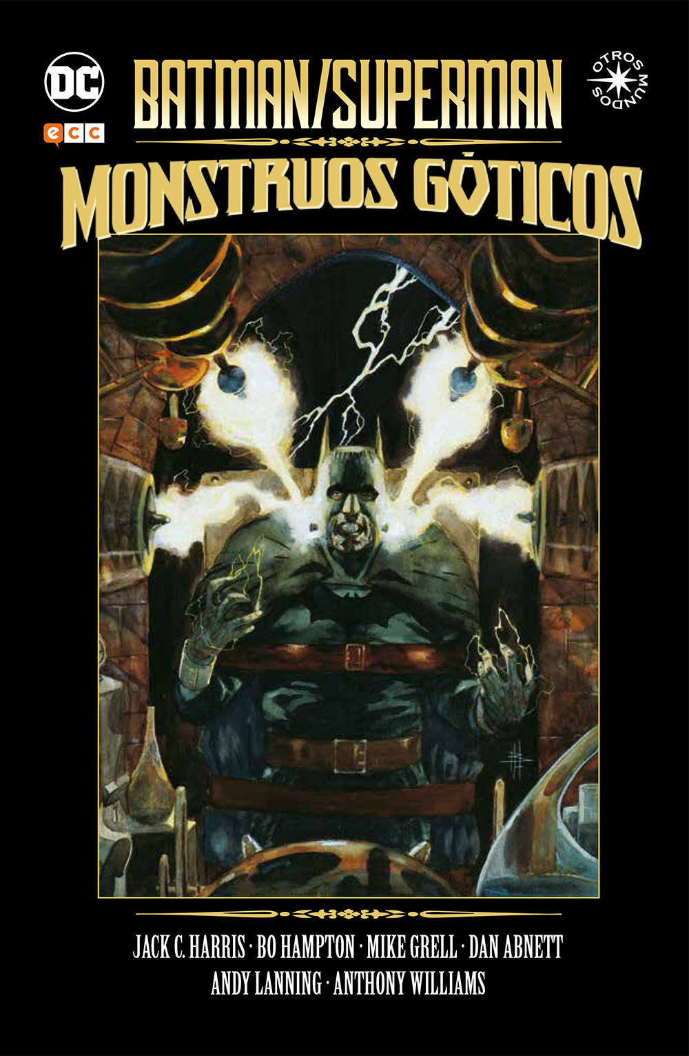 Batman/Superman: Monstruos góticos