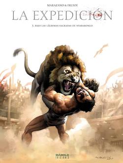 La expedición 2: El león de Niangara