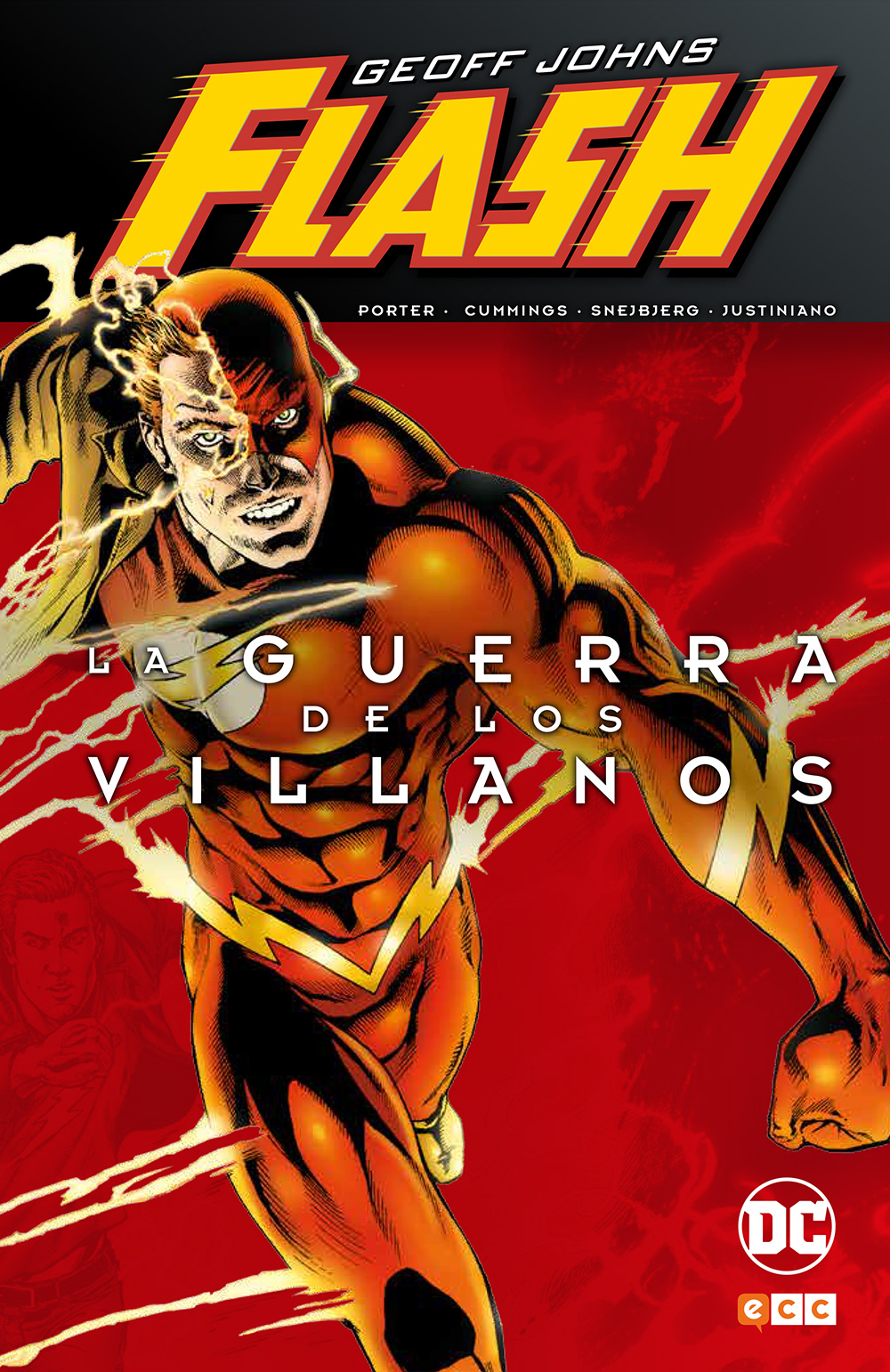 Flash: La guerra de los villanos