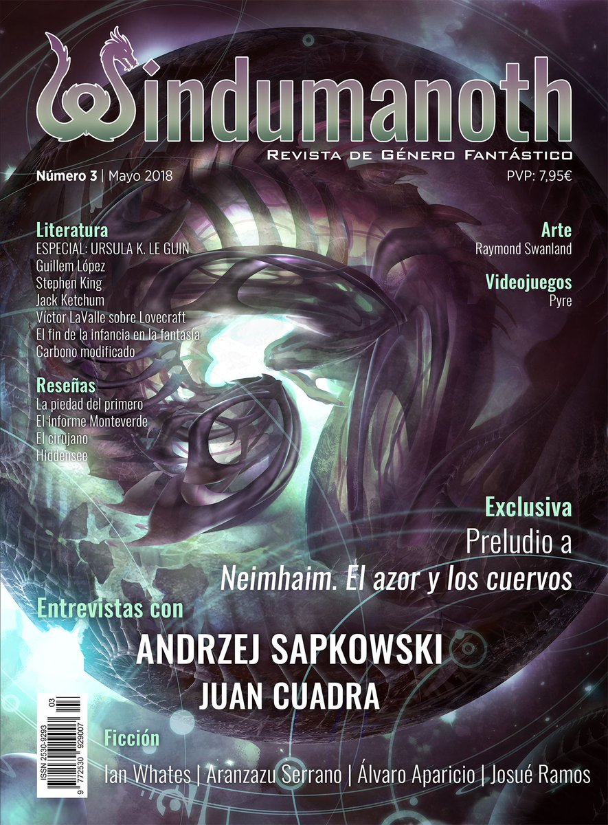 Revista Windumanoth 3