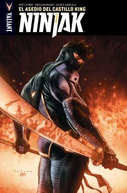 Ninjak 4: Asedio del castillo King