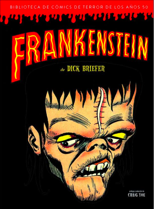 Frankenstein (Dick Briefer)