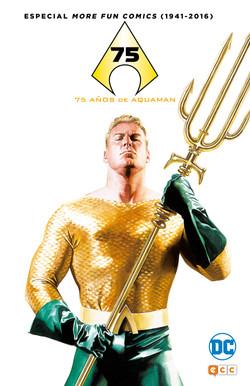 More Fun Comics: 75 años de Aquaman