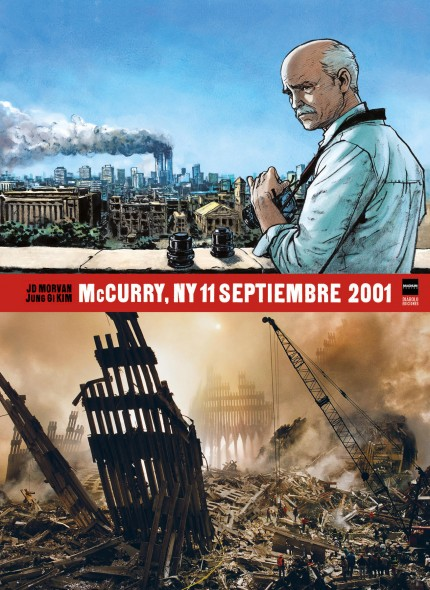McCurry, NY 11 septiembre 2001