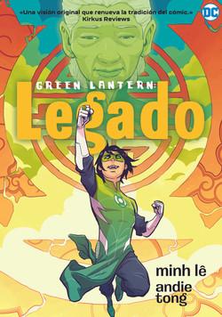 Green Lantern- Legado