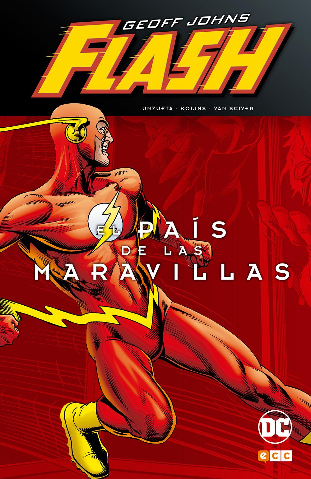 Flash: El país de las maravillas