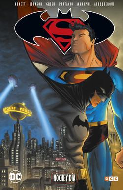 Superman/Batman: Noche y día
