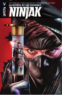 Ninjak 2: La guerra de las sombras