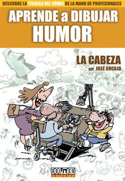 Aprende a dibujar humor: la cabeza