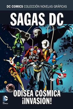 Sagas DC: ¡Invasión!