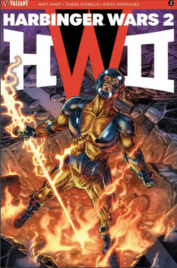 Harbinger Wars 2-2