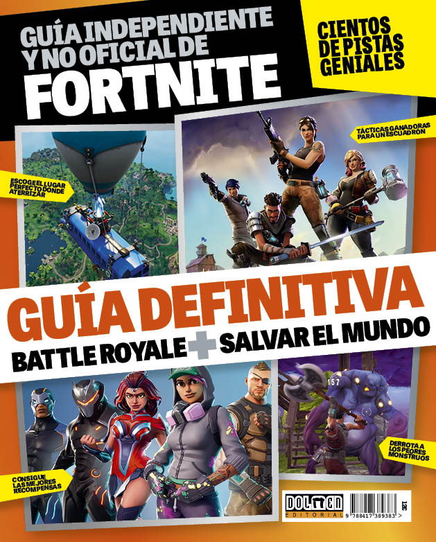 Guía Fortnite