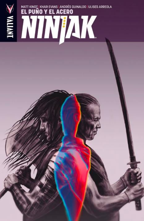 Ninjak 5: El puño y el acero