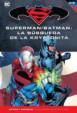 La búsqueda de la kryptonita
