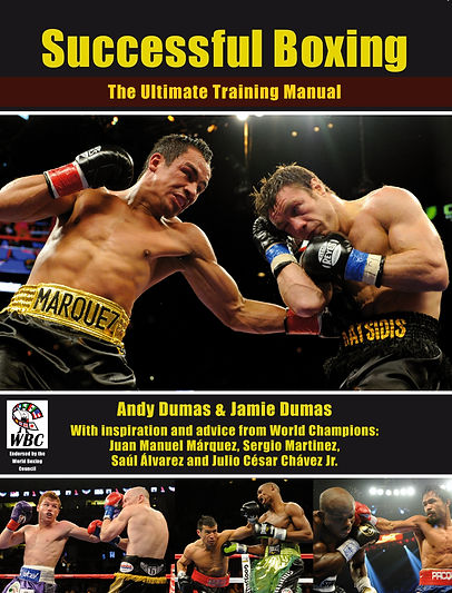The Bible of Boxing Training Books