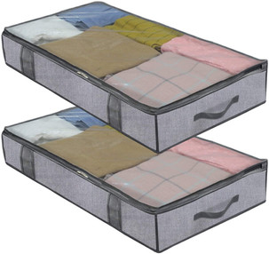 Foldable Underbed Bags