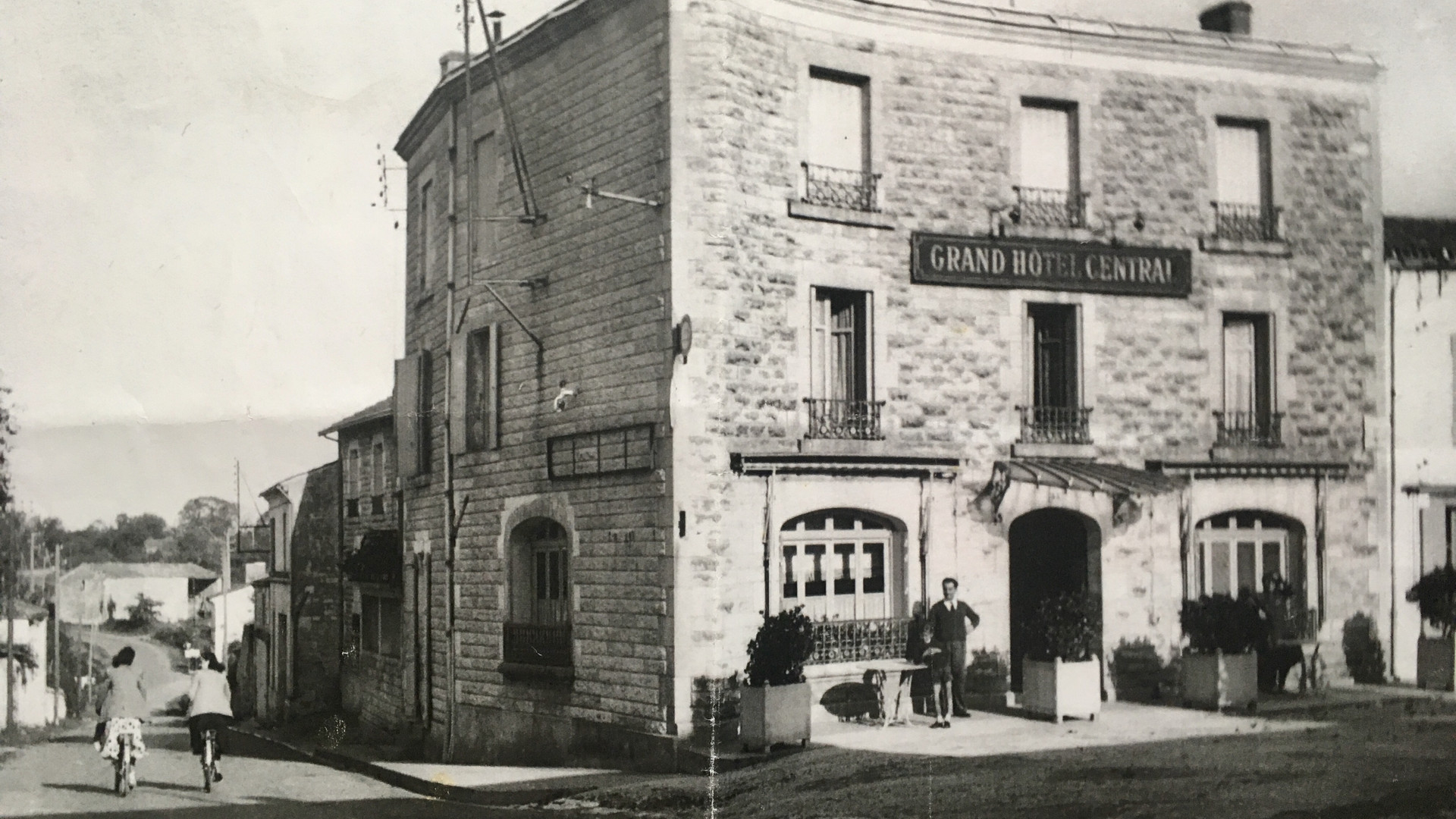 Grand Hotel Central de Saint Porchaire