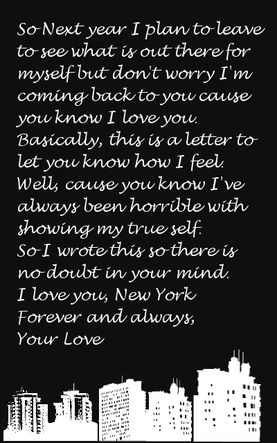 I love you, New York5