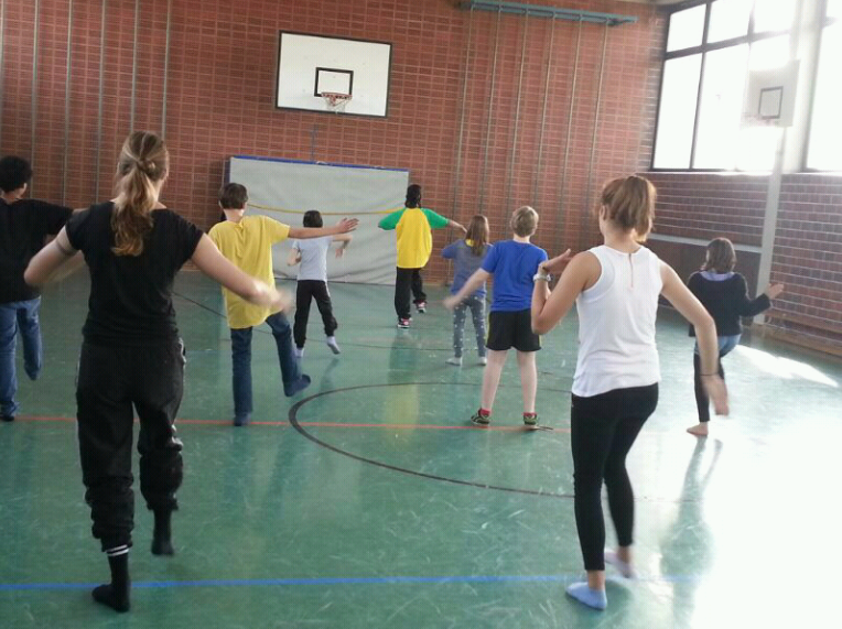 Akrobatik-HipHop Workshop