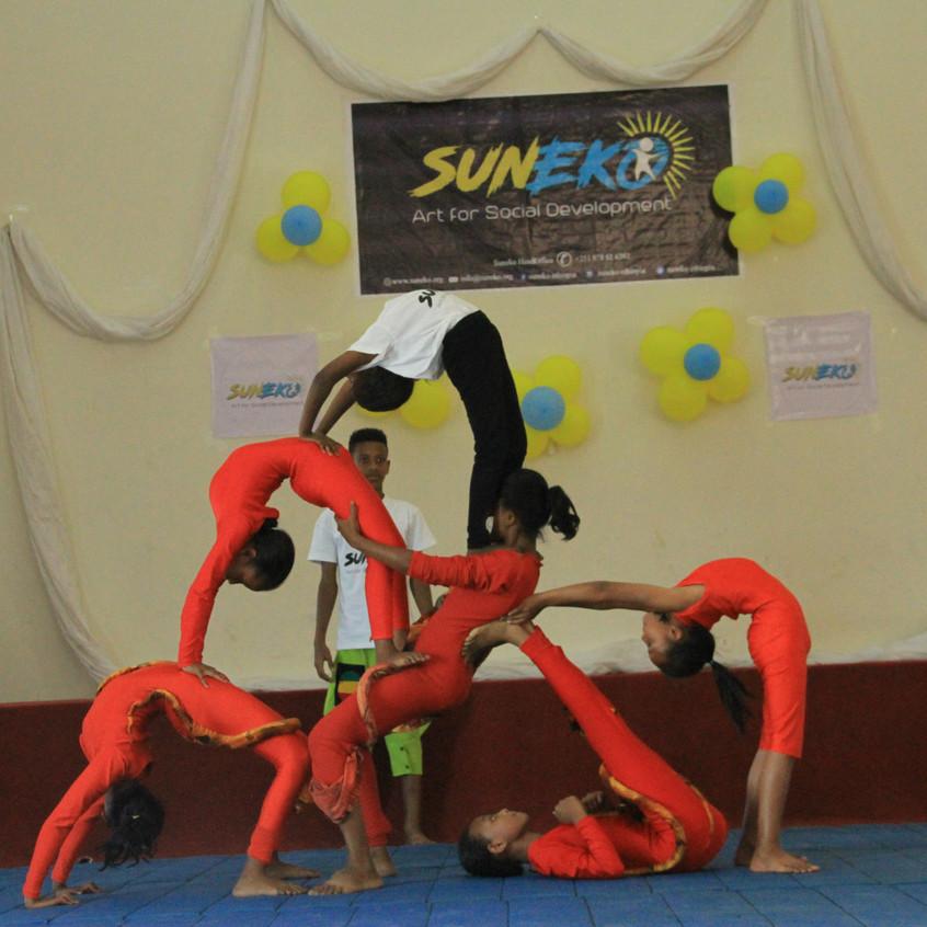 SunEko Event mit Solomon Solgit