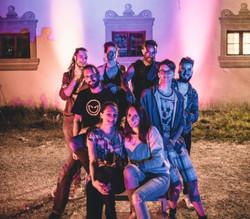 Fire Show Team / Solomon Solgit
