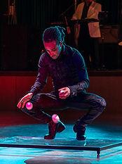 Bouncing ball Solomon Solgit