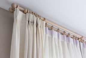 stock-photo-the-white-curtains-with-ring