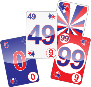 NU PLAYING CARDS®: USA 0-49-99