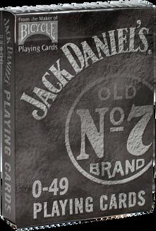 NU RE-BRAND: JACK DANIELS