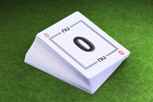 NU PLAYING CARDS®: 0