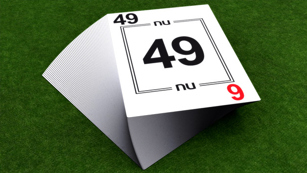 NU PLAYING CARDS®: 49