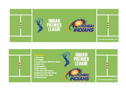 NU CRICKET : MUMBAI INDIANS IPL