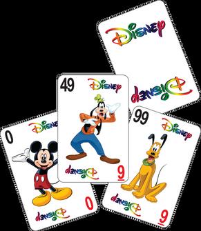 NU PLAYING CARDS®_ RE-BRAND - DISNEY - 0