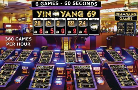 YIN YANG 69 - STADIUM STYLE GAMING