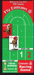 NU HORSE RACE: MELBOURNE CUP