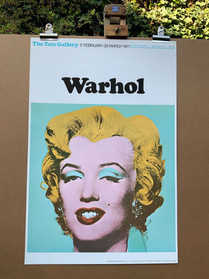 ANDY WARHOL LOT 11