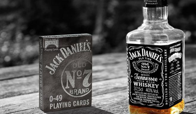 NU PLAYING CARDS®_ RE-BRAND - JACKS & CA