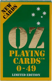 OZ PLAYING CARDS: TUCK