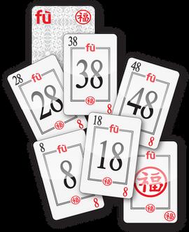 FU CARDS: 8-18-28-38-48, LUCKY