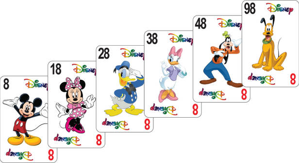 NU PLAYING CARDS®_ RE-BRAND - DISNEY CAR