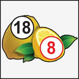 NU SLOTS: LEMON 18-8