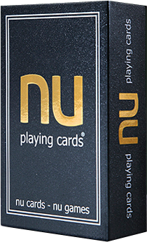 NU PLAYING CARDS®: TUCK